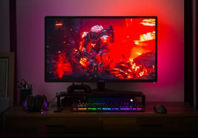 Herný monitor ASUS CG32UQ