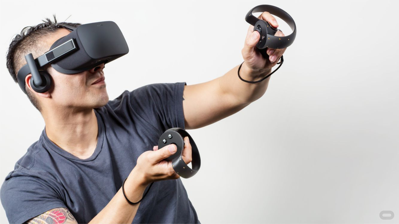 VR Oculus Touch