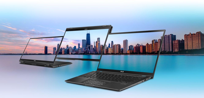Konvertibilný notebook ASUS ZenBook Flip 14 UX463FA