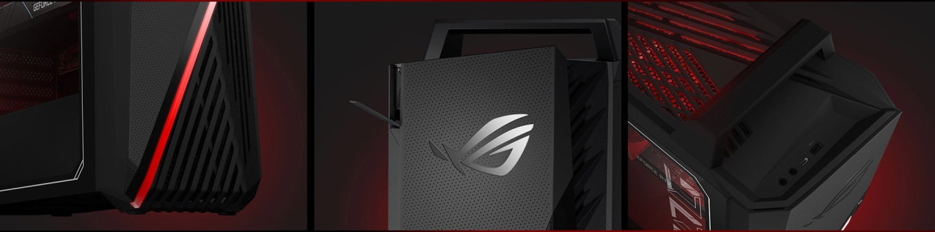 Herný počítač ASUS ROG Strix GA15 (G15DH)