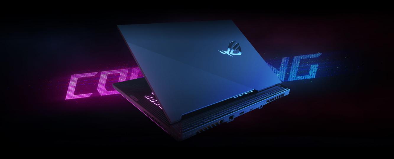 Herný notebook ASUS ROG Strix G15/17