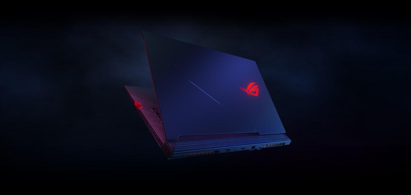 Herný notebook ASUS ROG Strix SCAR 15/17