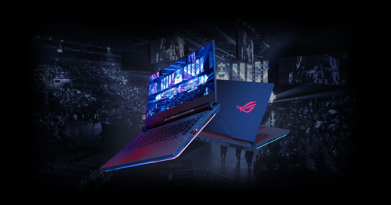 Herný notebook ASUS ROG Strix SCAR 15/17