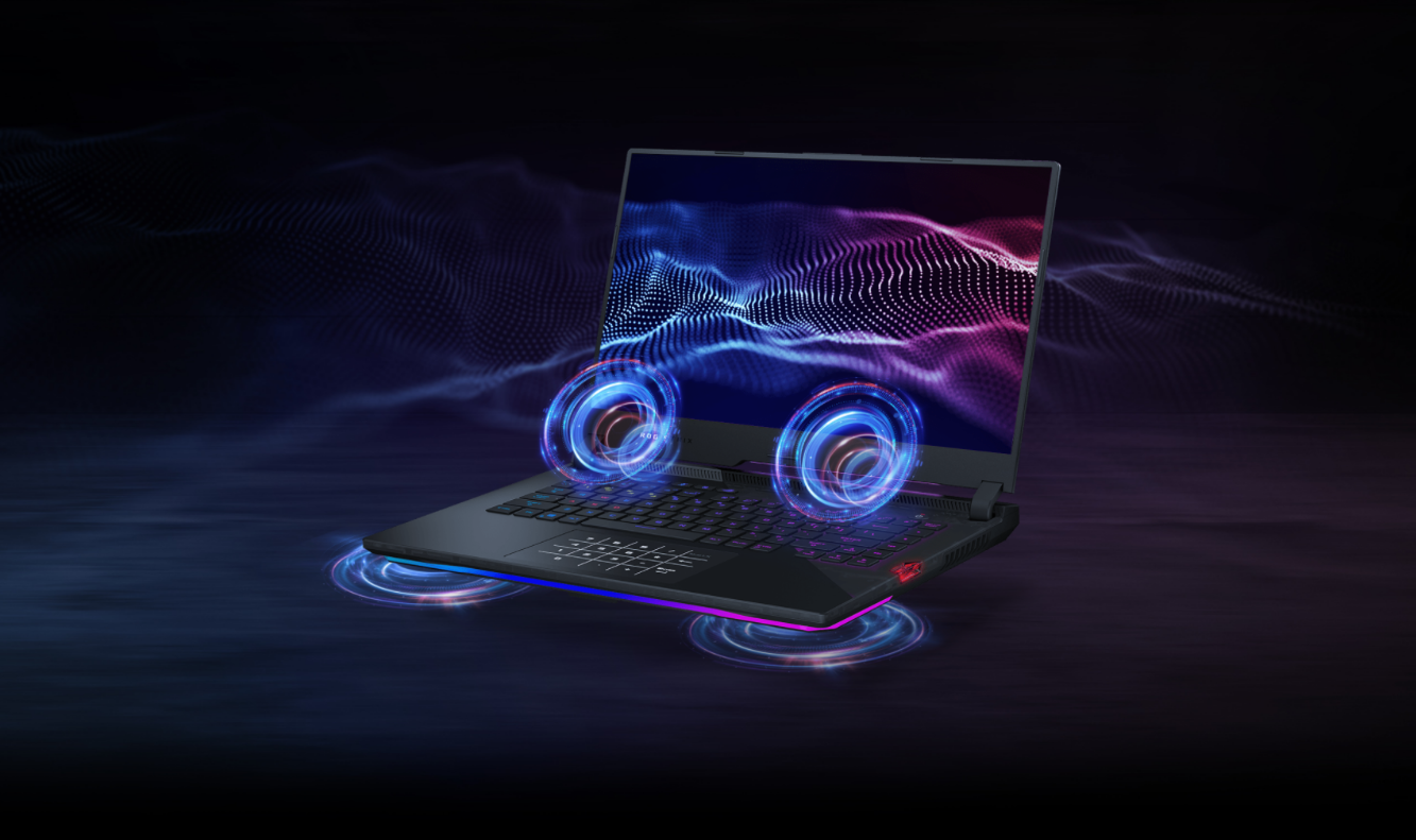 Herný notebook Asus ROG Strix Scar 15