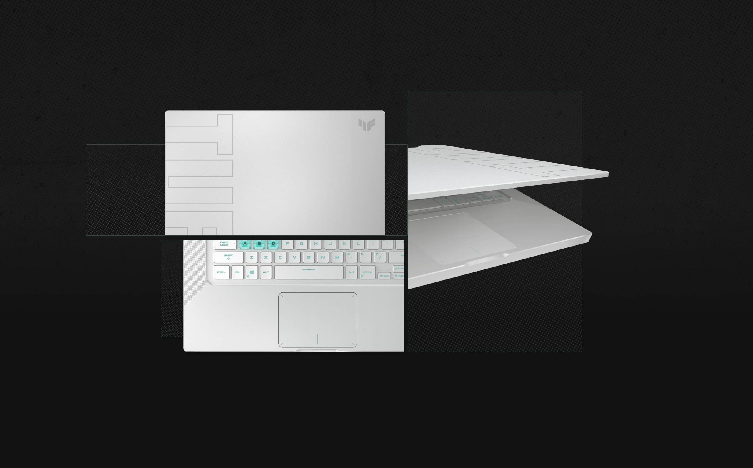 Herný notebook Asus TUF Dash F15