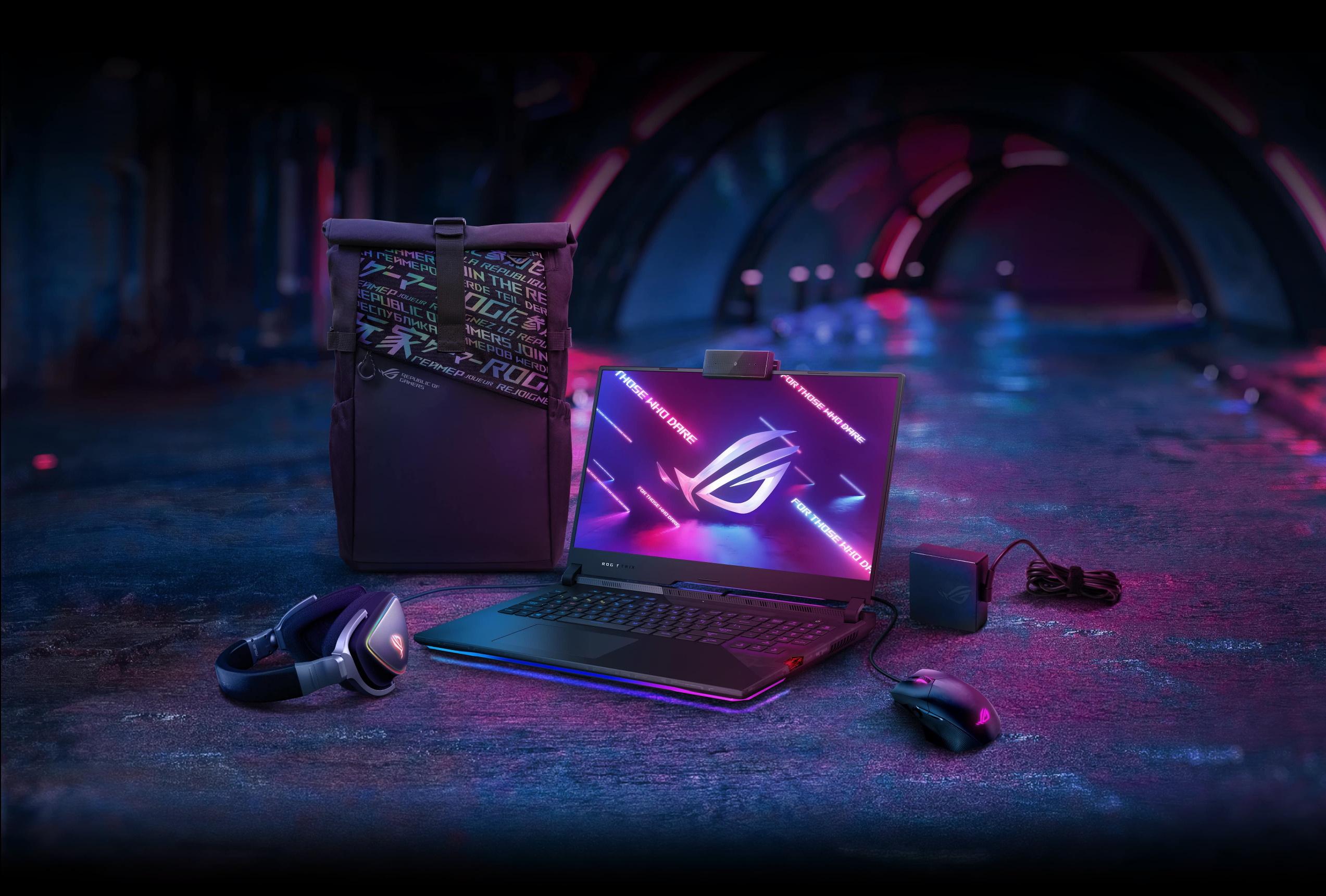 Herný notebook Asus ROG Strix Scar 17