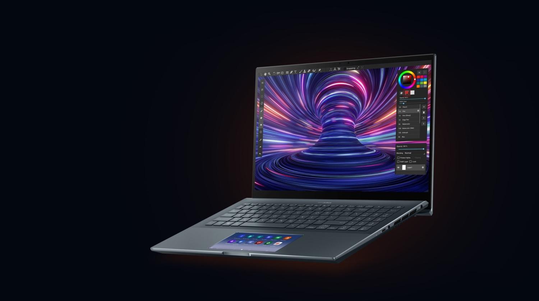 Profesionálny Notebook Asus ZenBook Pro 15