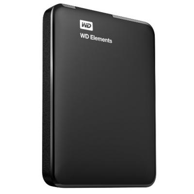 "Western Digital Externý disk 2.5"" Elements Portable 750GB USB"
