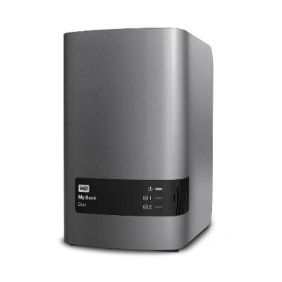 "Western Digital Externý disk 3.5"" My Book Duo 6TB USB 3.0"