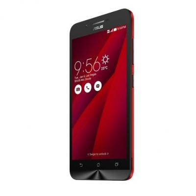 ASUS ZenFone Go ZE500TG červený