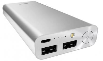ASUS ZenPower Ultra 20.100mAh batéria strieborná