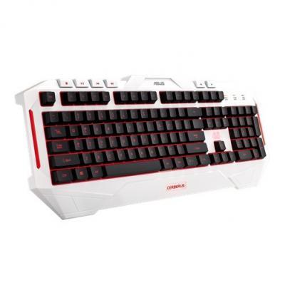 ASUS Cerberus Keyboard ARCTIC