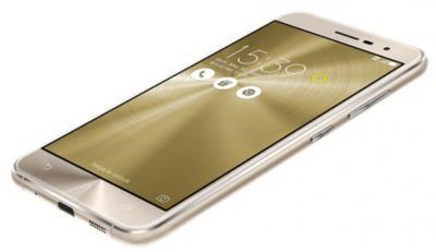 ASUS ZenFone 3 ZE520KL zlatý