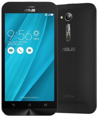 ASUS ZenFone Go ZB500KL čierny