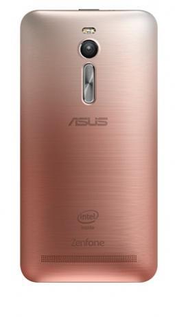 ASUS Ochranný kryt Fusion pre ZenFone 2 ZE551ML oranzove