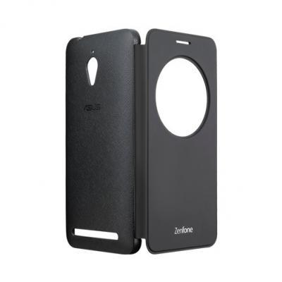 ASUS View Flip Cover pre ZenFone Go ZC500TG čierne