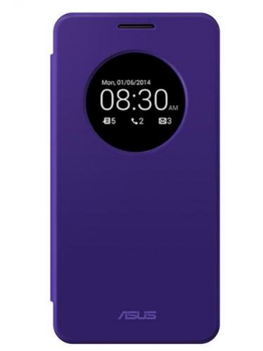 ASUS View Flip Cover pre ZenFone 5 A501 purpurové