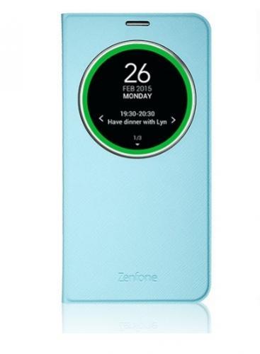ASUS View Flip Cover pre ZenFone 2 ZE500 modré