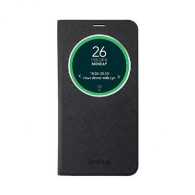 ASUS View Flip Cover pre ZenFone 2 ZE500 čierne
