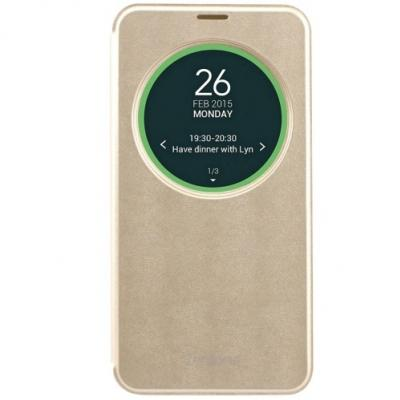 ASUS View Flip Cover pre ZenFone 2 ZE551 zlaté