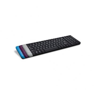LOGITECH Bezdrôtová klávesnica K230 CZ