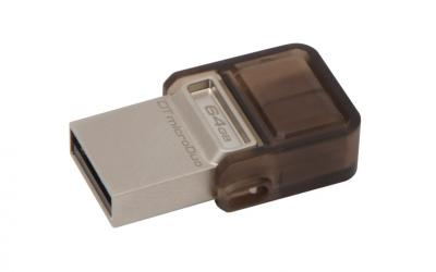 KINGSTON 64GB DT MicroDuo USB 2.0 OTG