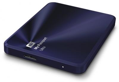 "Western Digital Externý disk 2.5"" My Passport Ultra Metal 3TB USB3.0"