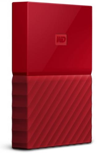 "Western Digital Externý disk 2.5"" My Passport 3TB USB3.0"