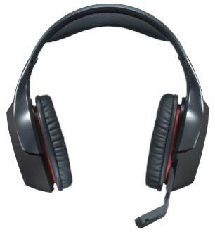 LOGITECH G930 7.1 Wireless Gaming Headset