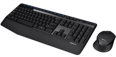 Set klávesnica a myš MK345 SK/CZ