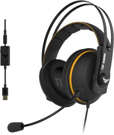 ASUS TUF Gaming H7 Core Yellow