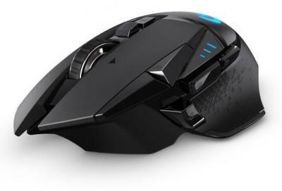 LOGITECH G502 LightSpeed herná myš