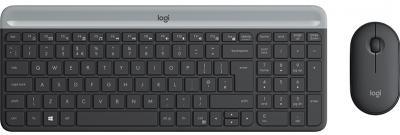 LOGITECH MK470 Set klávesnica myš SK/CZ