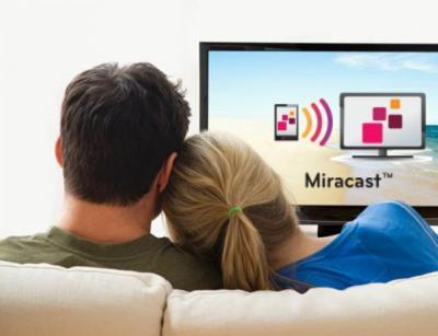 Pripojenie Miracast