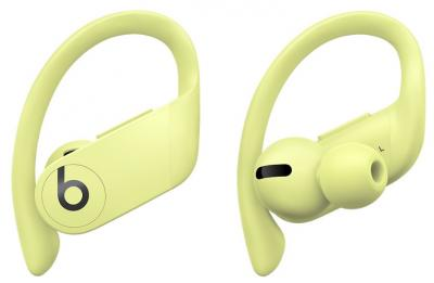 Beats Powerbeats Pro Wireless Earphones Spring Yellow