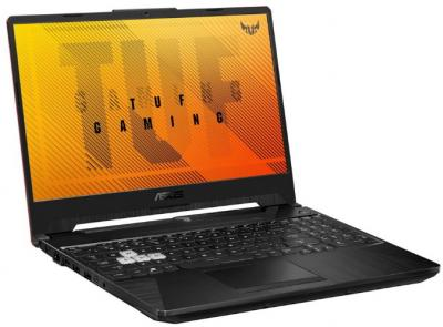 ASUS TUF Gaming A15 FA506II Bonfire Black