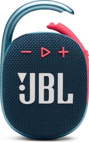JBL Clip 4 Blue Coral