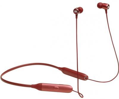 JBL Live 220BT slúchadlá červené