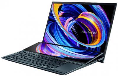 ASUS ZenBook Duo 14 UX482EA Celestial Blue