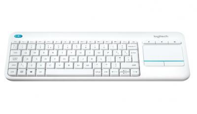 LOGITECH Bezdrôtová klávesnica K400 Touch UK