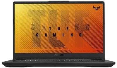 ASUS TUF Gaming FX706LI Bonfire  Black