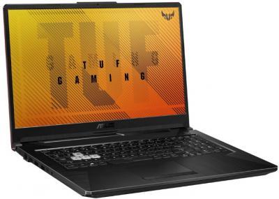 ASUS TUF Gaming FX706LI Bonfire  Black
