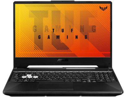 ASUS TUF Gaming FX506LH Bonfire  Black