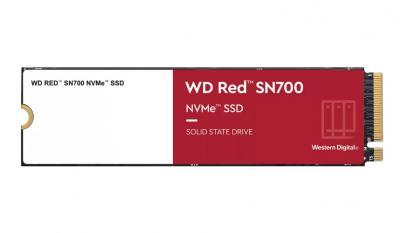Western Digital SSD M.2 PCIe 250GB Red SN700 NVMe