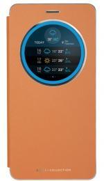 ASUS View Flip Cover pre ZenFone 3 DeLuxe oranžové