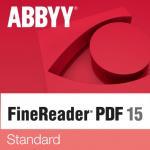 ABBYY FineReader PDF 15 Standard Single User License (ESD) UPGRADE Perpetual